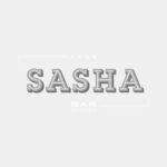 Logo Sasha Bar
