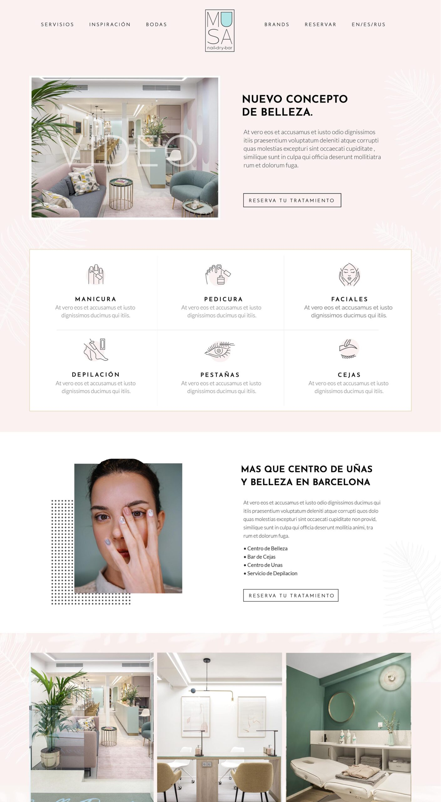 web design Musa
