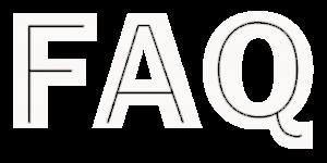 FAQ transparetn background